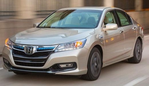 Honda Accord PHEV