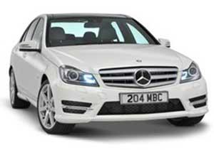 Mercedes-Benz-C-C200