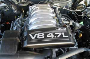 Двигатель 4,7Л