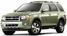 Гибридный Ford Escape