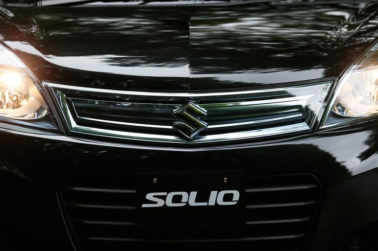 Новый Suzuki Solio