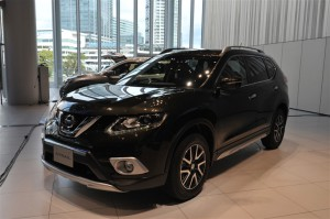 X-trail_side