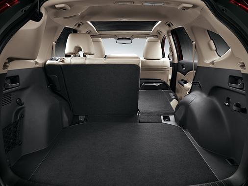 Honda CR-V-salon